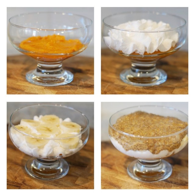 THIS PUMPKIN PIE CHIA PUDDING PARFAIT IS YOUR NEW FAVORITE BREAKFAST :: I Adore What I Love Blog :: www.iadorewhatilove.com #iadorewhatilove