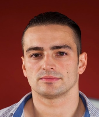 Headshot of Mirek Cirek