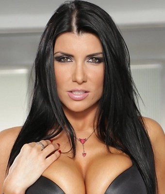 Headshot of Romi Rain