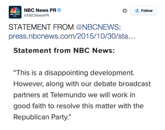 ted-cruz-republican-war-on-mainstream-media-reince-priebus-tweet-cnbc-debate-nbc-response