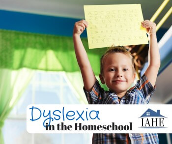 Copy of Dyslexia in the Homeschool