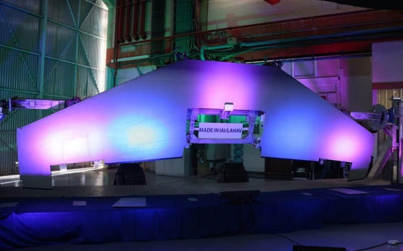 iai wins us air force contract manufacture wings t