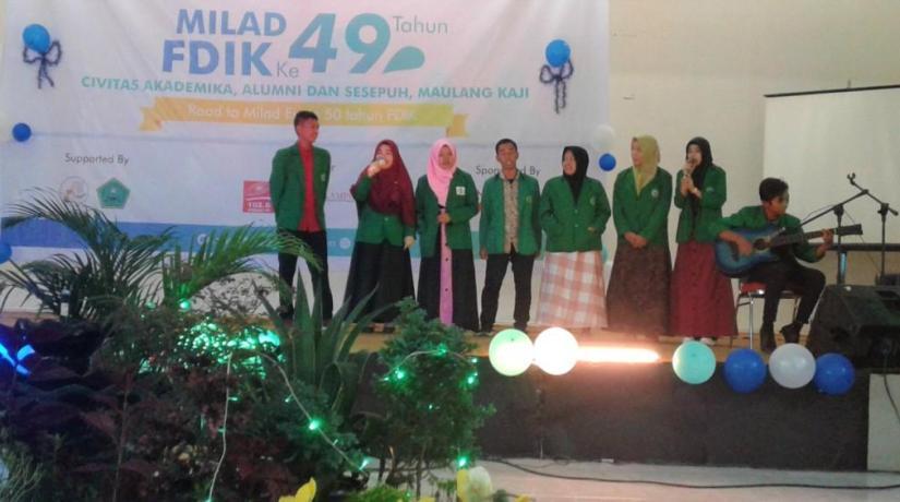 HMJ Manajemen Dakwah FDIK IAIN Padangsidimpuan Mengadakan Kunjungan Studi ke UIN Imam Bonjol