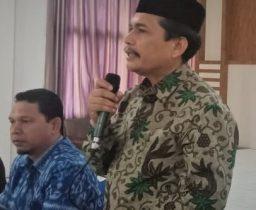 Hadirkan Relawan Jurnal Indonesia, LPPM IAIN Padangsidimpuan Berkomitmen Akreditasi Seluruh Jurnal IAIN Padangsidimpuan