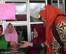 CSE FEBI Gelar Bazar Terapkan Konsep Efisiensi Ekonomi