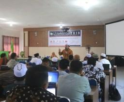 UPT P2B IAIN Padangsidimpuan Gelar Workshop Pembinaan Bahasa Arab