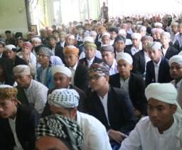 Sosialisasi Penerimaan Mahasiswa Baru  IAIN Padangsidimpuan Kunjungi  Ponpes Musthafawiyah Purba Baru Bersama Syekh dari Mesir