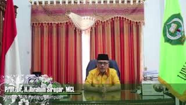 27,56 Persen meningkat Pendaftar SPAN-PTKIN IAIN Padangsidimpuan Tahun 2019