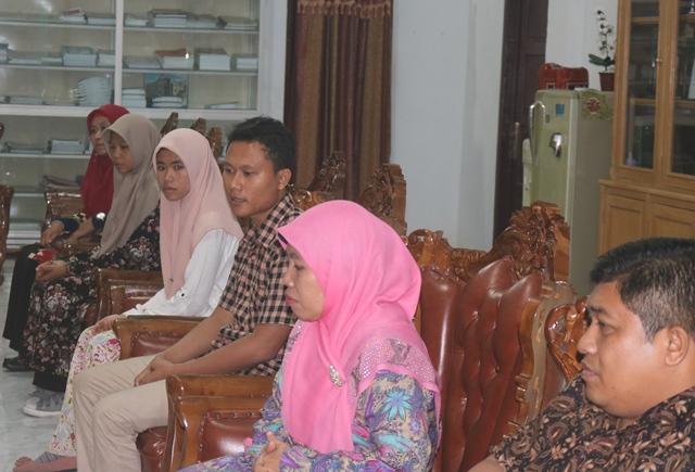 3 Mahasiswa IAIN Padangsidimpuan Ikut Lomba Debat Hukum Islam Tingkat Regional se-Sumatra