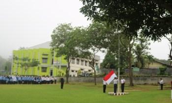 Hari Lahir Pancasila: Rektor Ajak Civitas Akademika Menjaga Persatuan Dan Kesatuan
