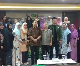 10 Pengelola Jurnal IAIN Padangsidimpuan Menghadiri Workshop Percepatan Akreditasi Jurnal Kemenristekdikti