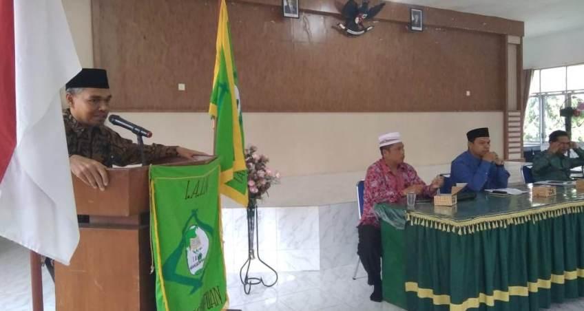 1.095 Mahasiswa IAIN Padangsidimpuan Diberi Pembekalan KKL