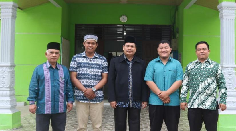 Mahasiswa FEBI Jadi Perwakilan BI Sibolga di Festival Ekonomi Syariah Regional Sumatera