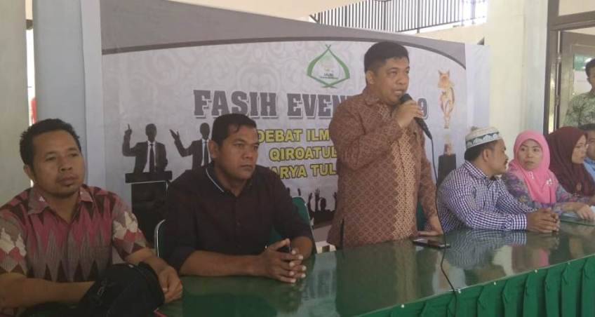 Gali Potensi Mahasiswa, FASIH Gelar Event 2019