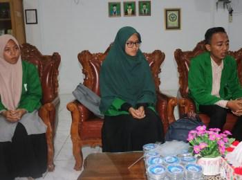 Tiga Mahasiswa Terbaik IAIN Padangsidimpuan Ikuti Festival Pemuda 2019