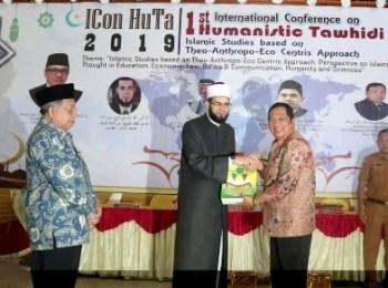IAIN Padangsidimpuan Sukses Gelar Internasional Conference Huta I