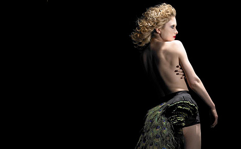 Goldfrapp website