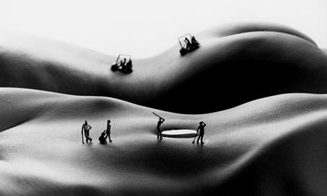 Alan Teger: Bodyscapes
