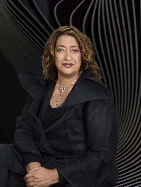 R.I.P Zaha Hadid