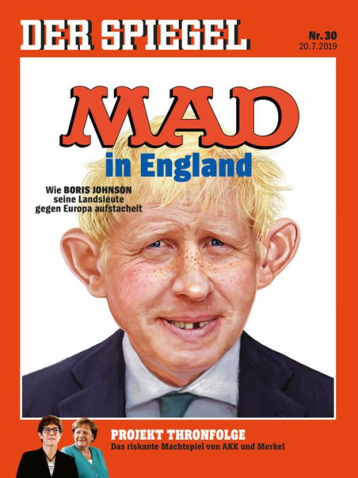 MAD in England