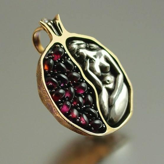 Persephone pendant