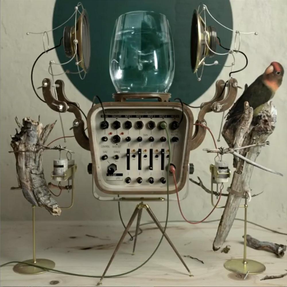 Music machines x Bichopalo