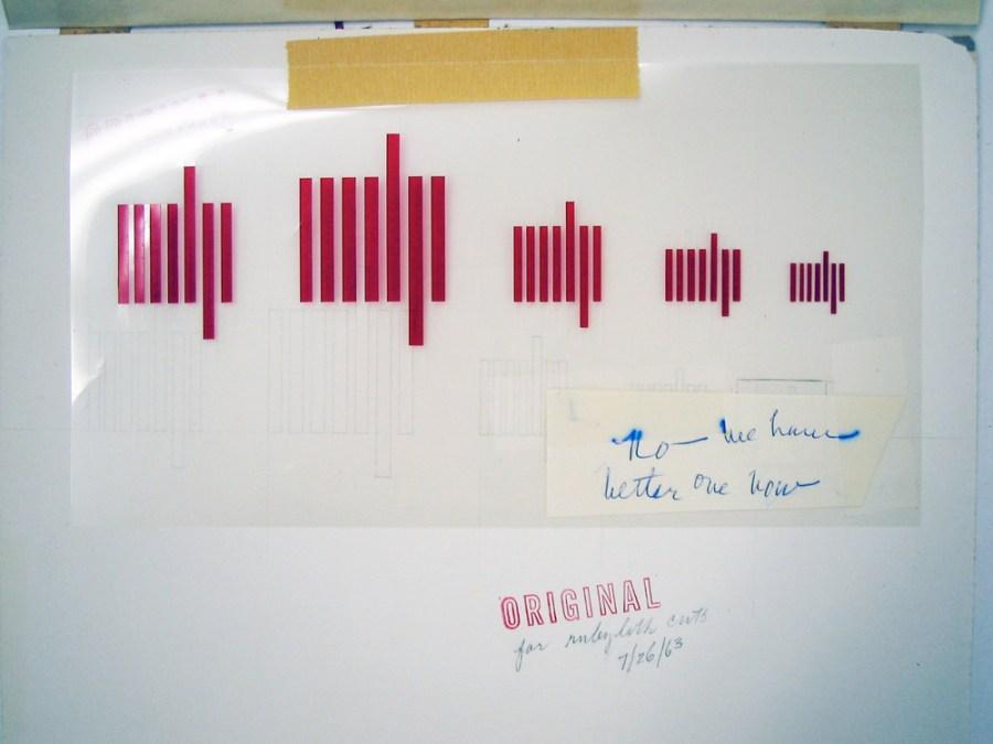 MIT Press colophon x Muriel Cooper