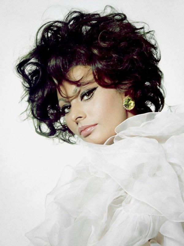 Sophia Loren x Richard Avedon