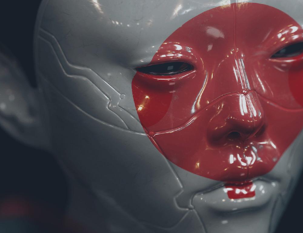 Geisha genoid x Maciej Kuciara