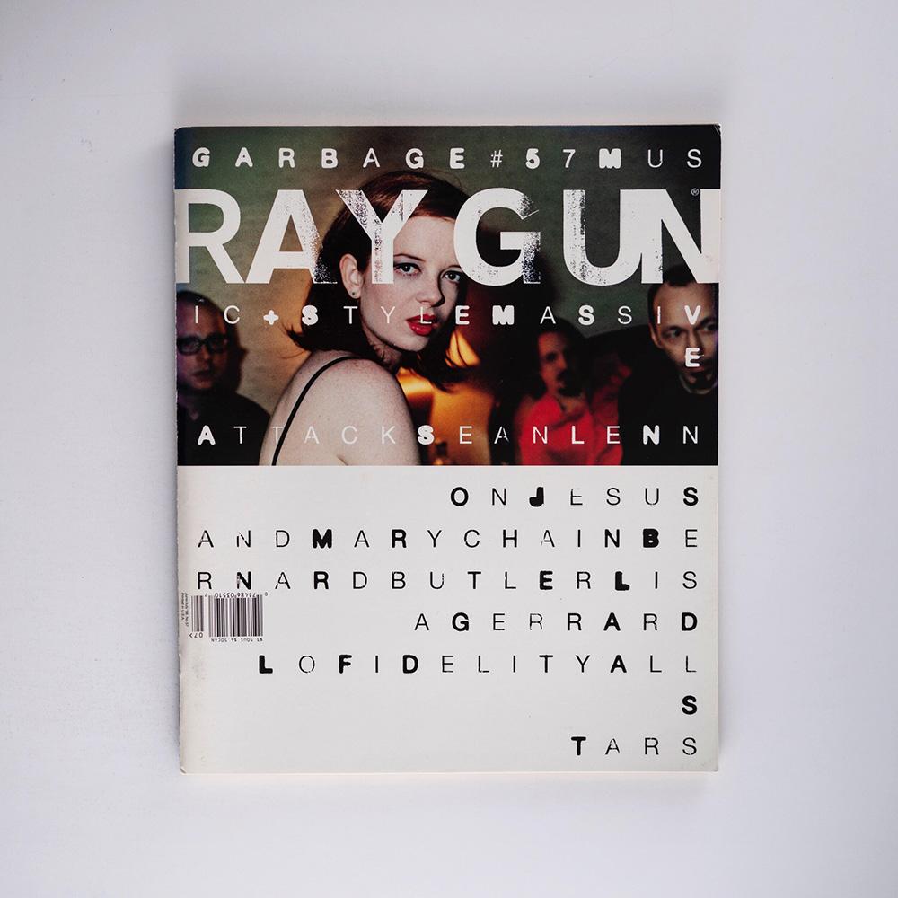 Raygun x Chris Ashworth