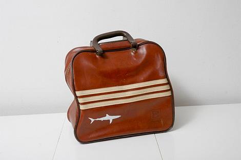 Upcycled luggage