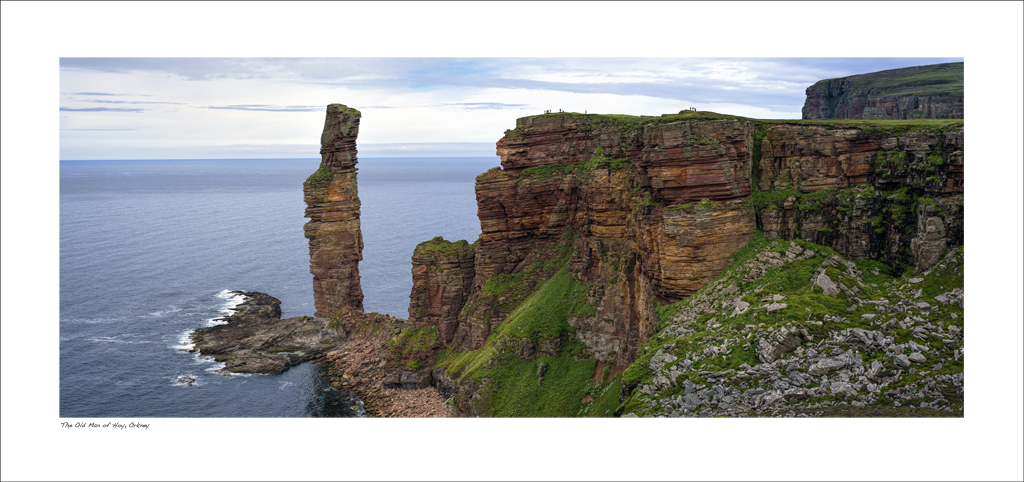 NWP_34_36. The Old Man of Hoy, Orkney