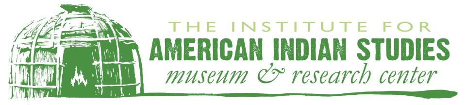 Institute for American Indian Studies Museum and Research Center Logo