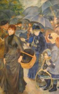 Renoir Umbrellas