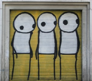 STIK_graffiti