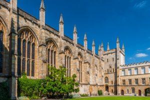 New College Oxford