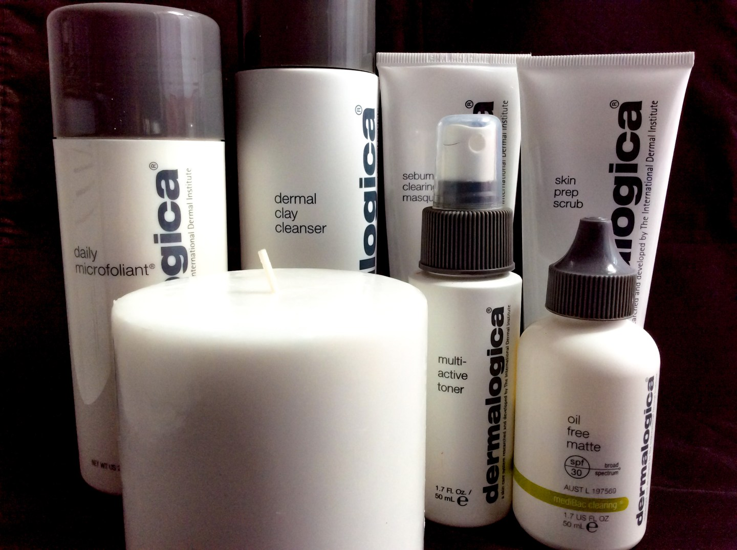 Saving Face with Dermalogica