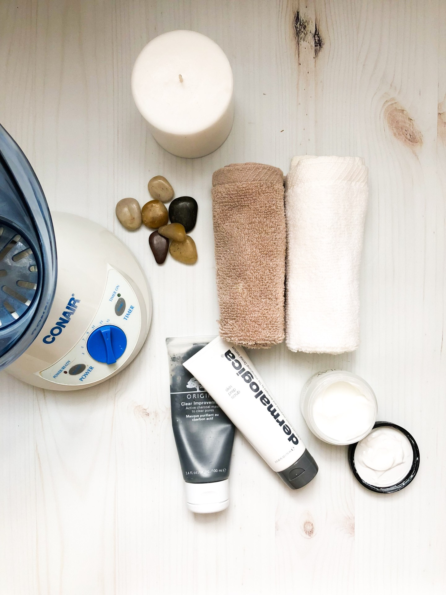My 6-Step At-Home Facial: Weekend Pampering