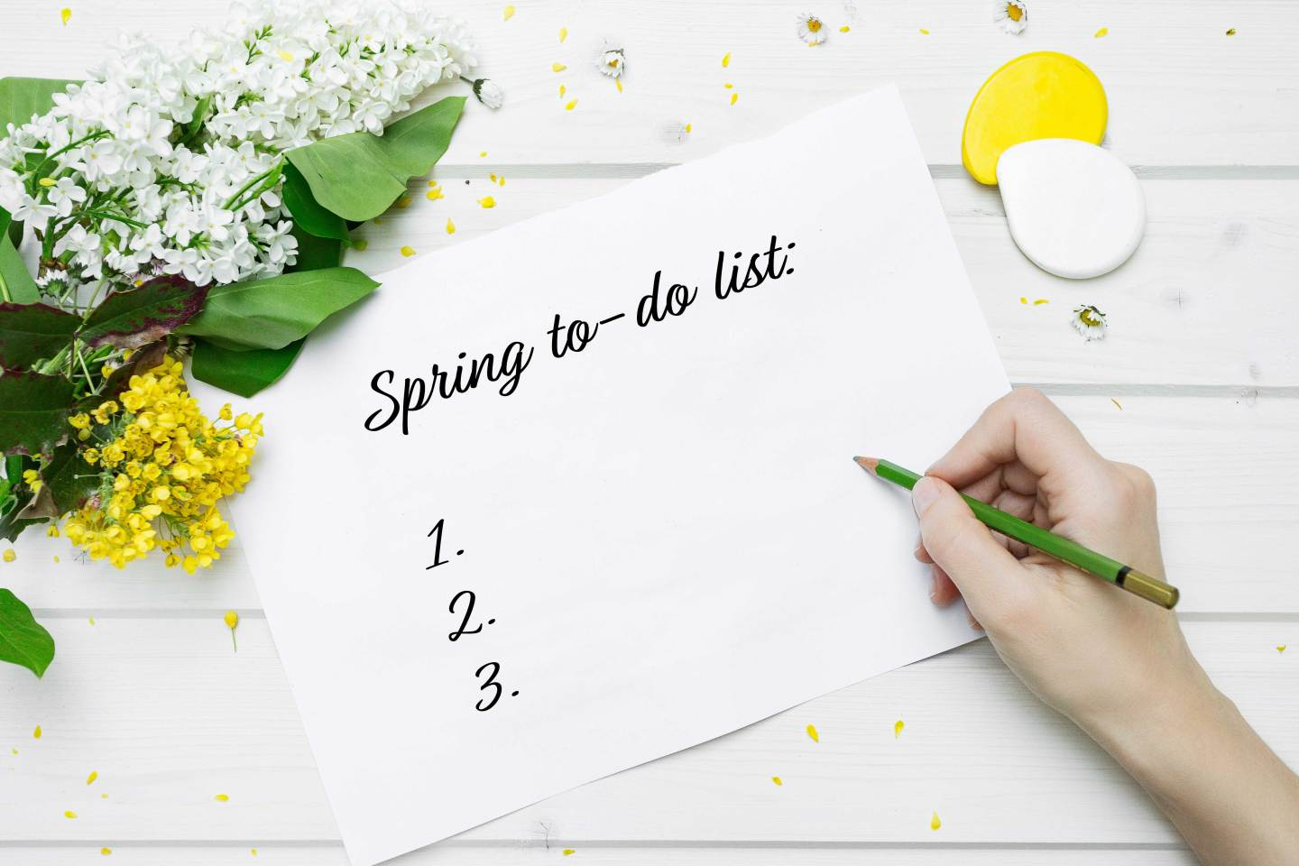 15 Things To Try This Season – A Spring Bucket List