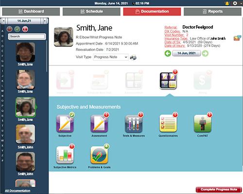 EMR Software Overview