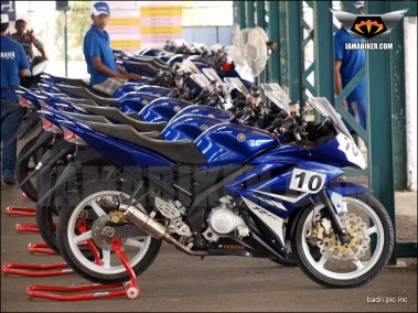 Yamaha riding clinic 3