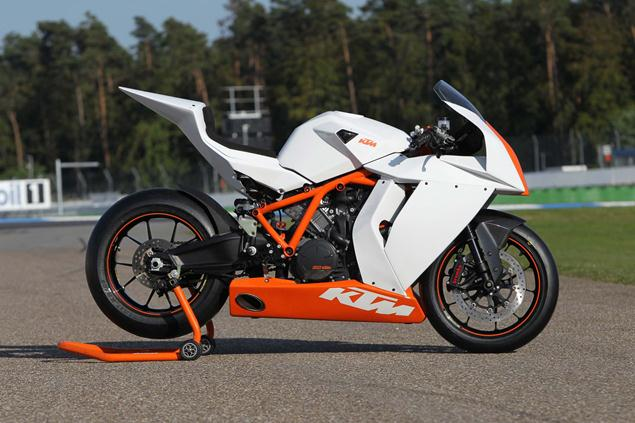 KTM RC8 R Race Spec