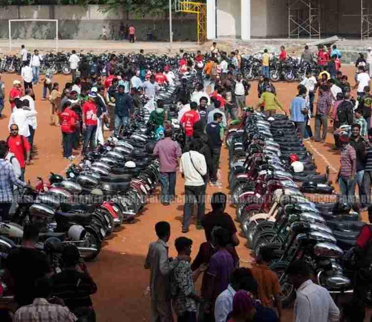 Jawa - Yezdi day Bangalore15