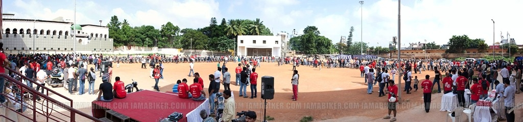 Jawa - Yezdi day Bangalore17