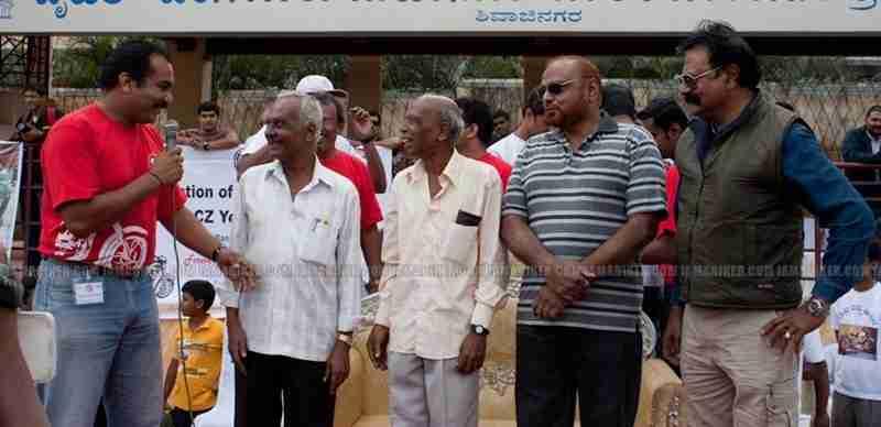 Jawa - Yezdi day Bangalore20
