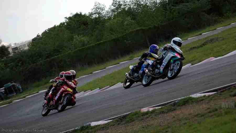 Asia Road racing championship 2011 01