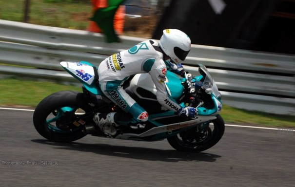 Asia Road racing championship 2011 58