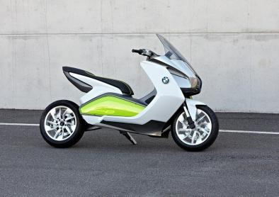 BMW concept e scooter 03