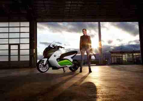 BMW concept e scooter 06