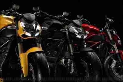 Ducati 848 Streetfighter EVO 02